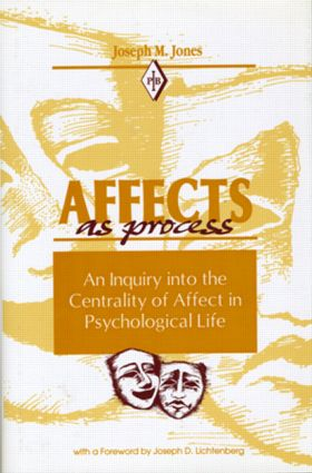 Affects As Process: An Inquiry into the Centrality of Affect in Psychological Life (Hardback) book cover