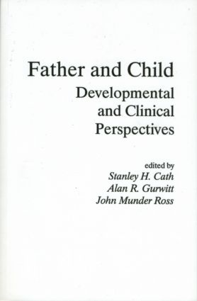 Father and Child: Developmental and Clinical Perspectives (Paperback) book cover