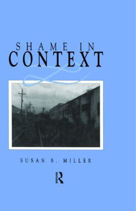 Shame in Context (Hardback) book cover