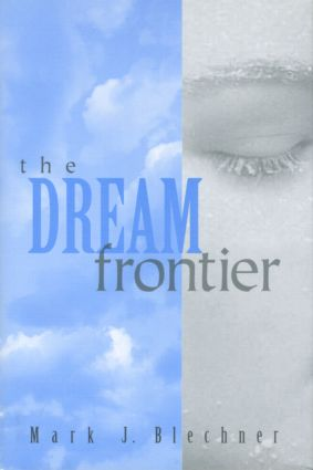 The Dream Frontier (Hardback) book cover