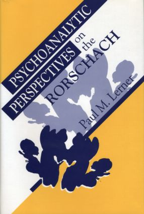 Psychoanalytic Perspectives on the Rorschach: 1st Edition (Hardback) book cover