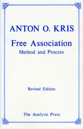 Free Association: Methods and Process, 1st Edition (Paperback) book cover