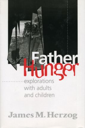 Father Hunger: Explorations with Adults and Children (Hardback) book cover