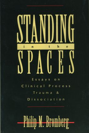 Standing in the Spaces: Essays on Clinical Process Trauma and Dissociation, 1st Edition (Paperback) book cover