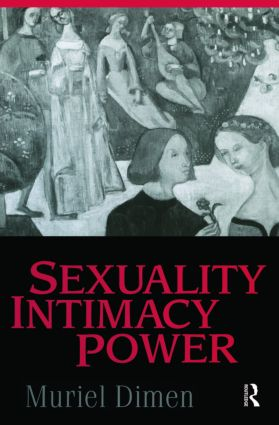 Sexuality, Intimacy, Power (Hardback) book cover