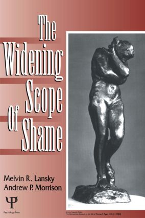 The Widening Scope of Shame (Paperback) book cover