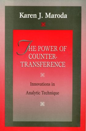 The Power of Countertransference: Innovations in Analytic Technique (Paperback) book cover