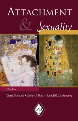 Attachment and Sexuality (Hardback) book cover