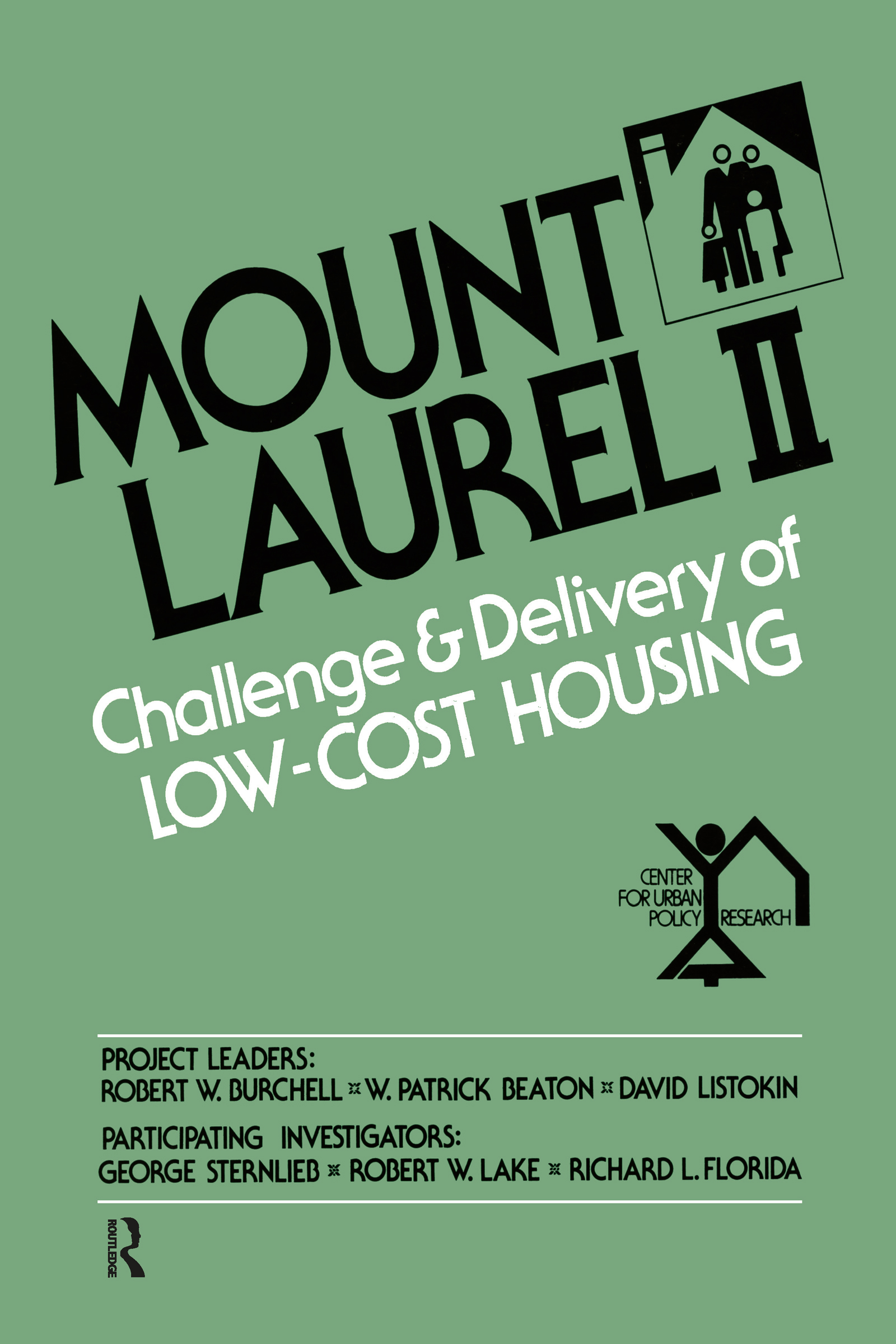 Mount Laurel II: 1st Edition (Paperback) book cover