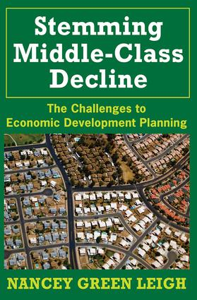 Stemming Middle-Class Decline: The Challenges to Economic Development, 1st Edition (Paperback) book cover