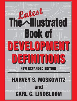 The Latest Illustrated Book of Development Definitions: 1st Edition (Paperback) book cover