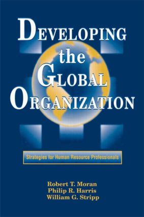 Developing the Global Organization (Hardback) book cover