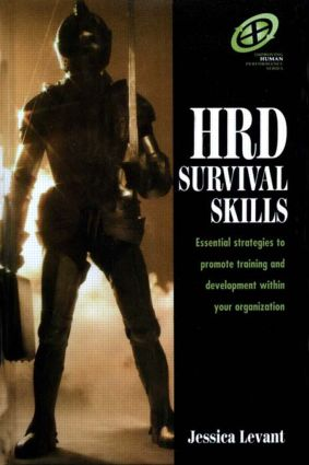 HRD Survival Skills: 1st Edition (Hardback) book cover