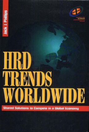 HRD Trends Worldwide: 1st Edition (Hardback) book cover