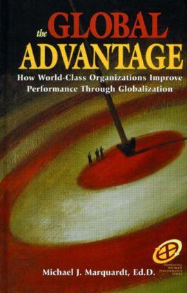 The Global Advantage: 1st Edition (Hardback) book cover