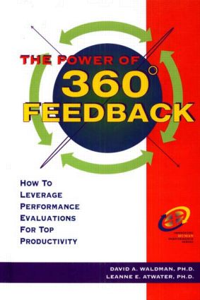 The Power of 360? Feedback: 1st Edition (Hardback) book cover