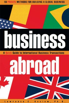 Business Abroad: 1st Edition (Hardback) book cover
