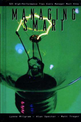 Managing Smart: 1st Edition (Hardback) book cover