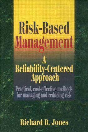 Risk-Based Management: 1st Edition (Hardback) book cover