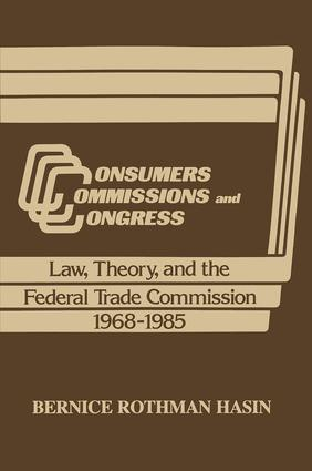 1979-1980: Congress Retrieves the Federal Trade Commission