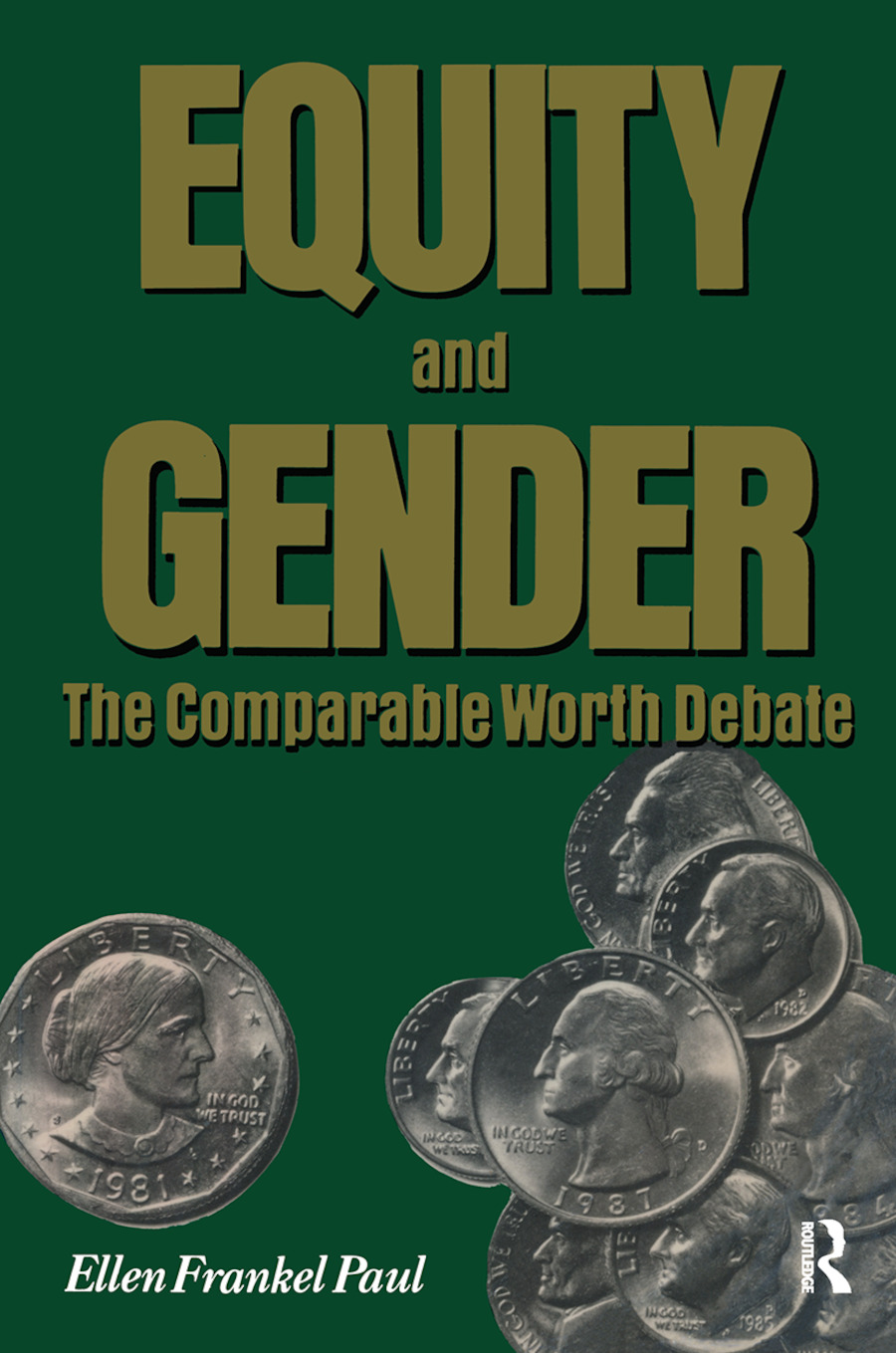 Equity and Gender: 1st Edition (Paperback) book cover