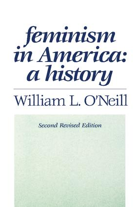 Feminism in America: A History, 2nd Edition (Paperback) book cover