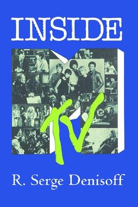 Inside MTV: 1st Edition (Paperback) book cover