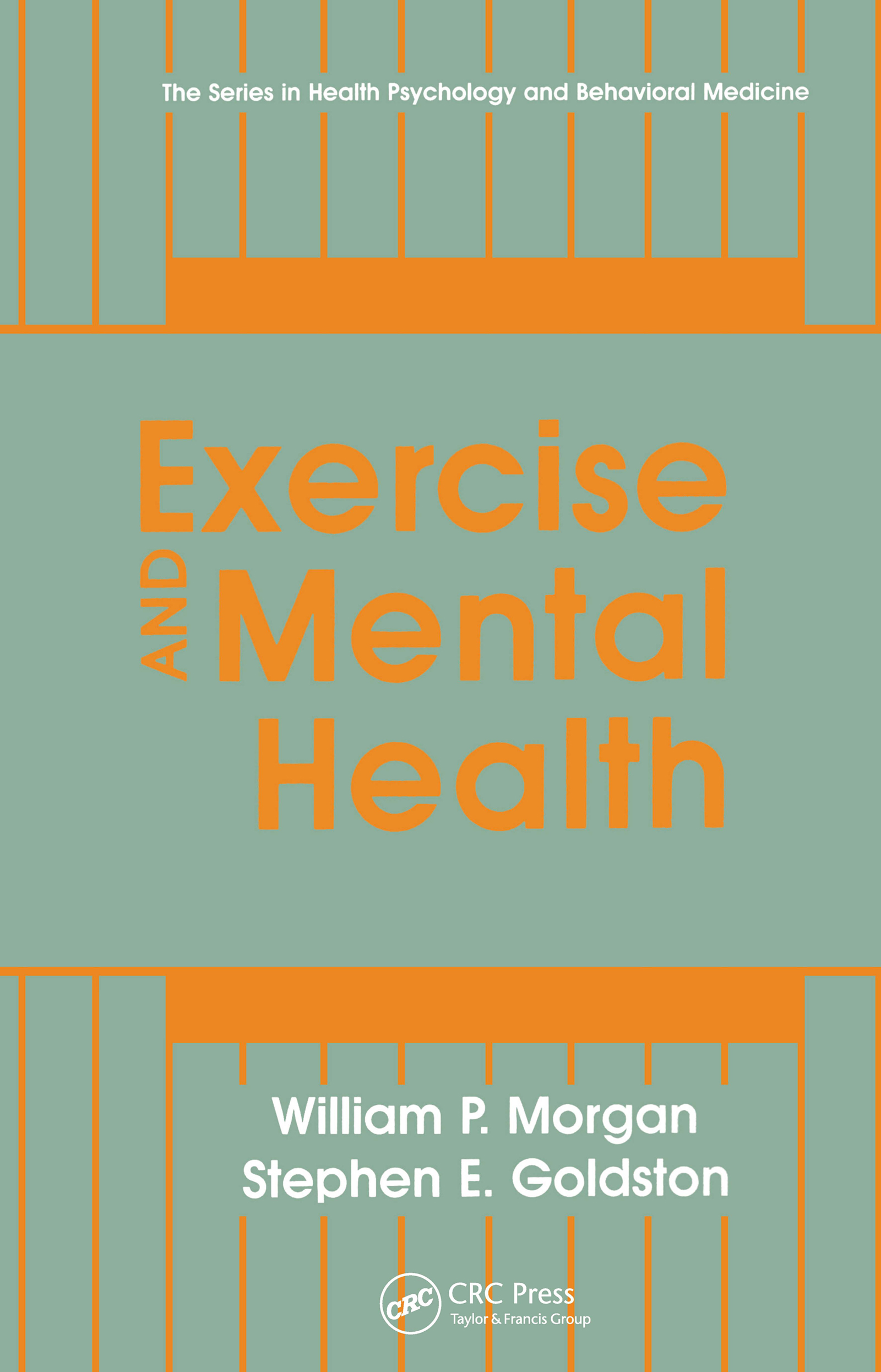 Exercise And Mental Health (Hardback) book cover