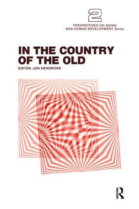 In the Country of the Old: 1st Edition (Paperback) book cover