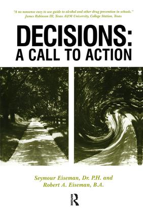 Decisions: A Call to Action, 1st Edition (Paperback) book cover
