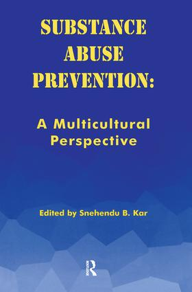 Substance Abuse Prevention: A Multicultural Perspective, 1st Edition (Hardback) book cover