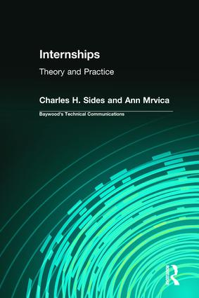 Internships: Theory and Practice book cover