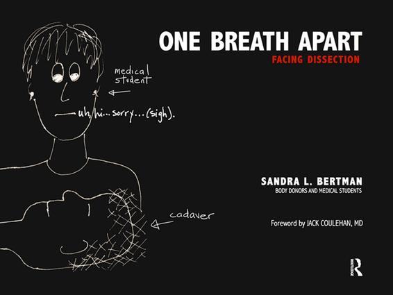 One Breath Apart: Facing Dissection book cover