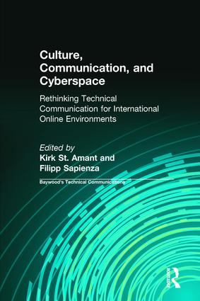 Culture, Communication and Cyberspace: Rethinking Technical Communication for International Online Environments book cover