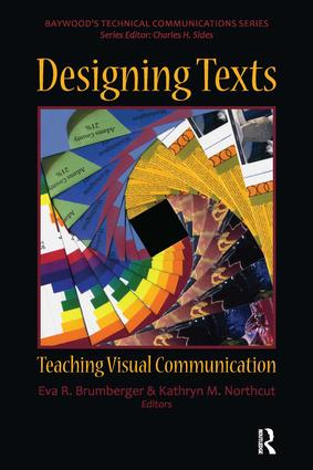 Designing Texts: Teaching Visual Communication, 1st Edition (Paperback) book cover