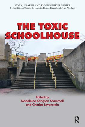 The Toxic Schoolhouse book cover