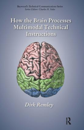 How the Brain Processes Multimodal Technical Instructions: 2nd Edition (Paperback) book cover