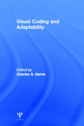Visual Coding and Adaptability (Hardback) book cover