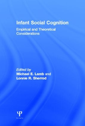 Infant Social Cognition: Theoretical and Empirical Considerations (Hardback) book cover
