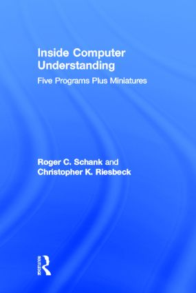 Inside Computer Understanding: Five Programs Plus Miniatures (Hardback) book cover