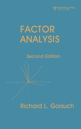 Factor Analysis: 2nd Edition (Hardback) book cover
