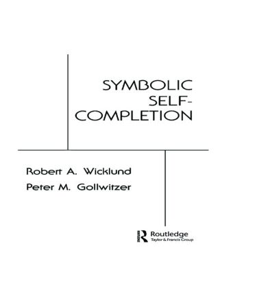 Symbolic Self Completion: 1st Edition (Hardback) book cover