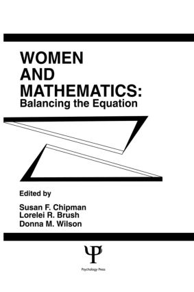 Women and Mathematics: Balancing the Equation (Hardback) book cover