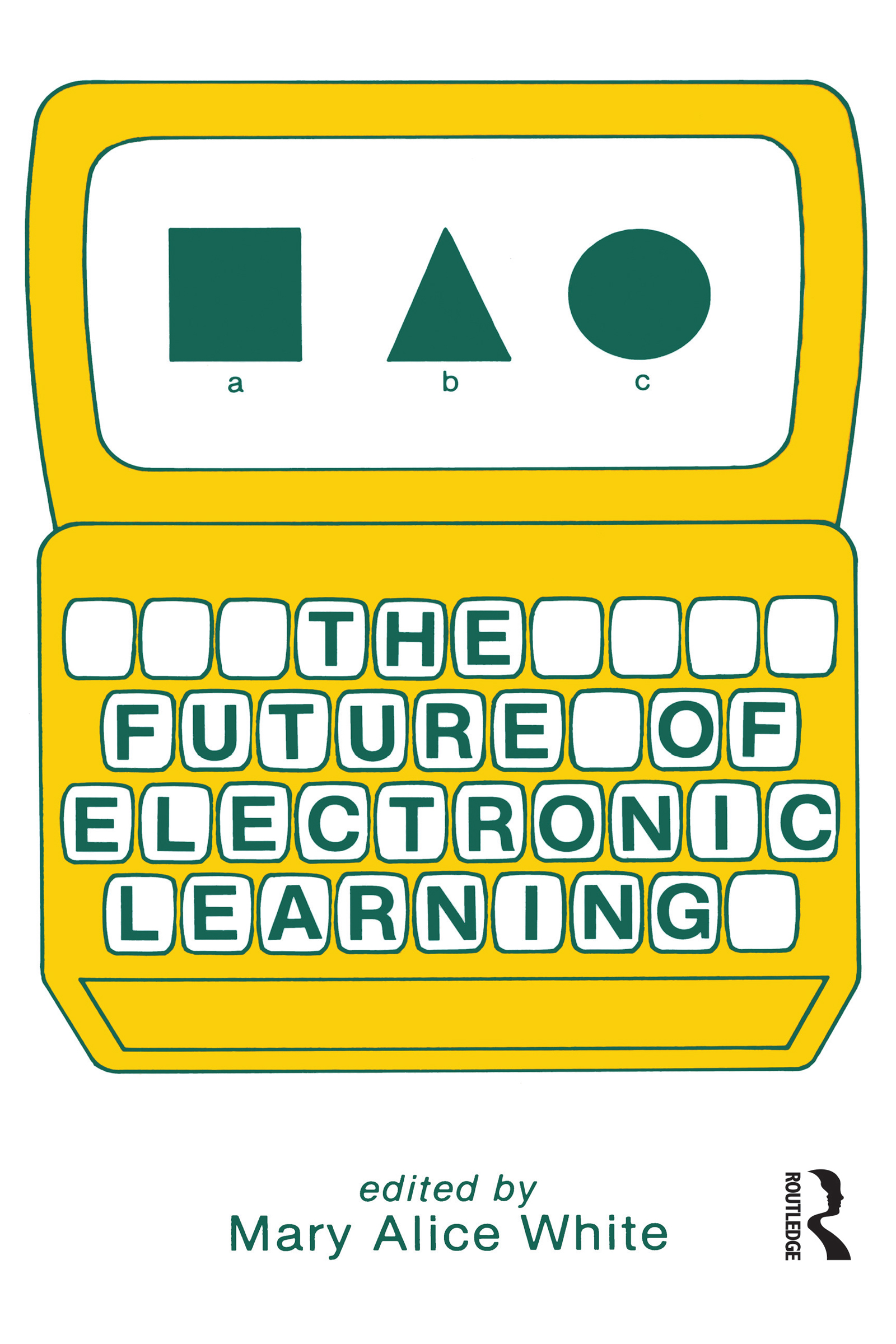 The Future of Electronic Learning (Paperback) book cover