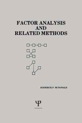 Factor Analysis and Related Methods: 1st Edition (Hardback) book cover