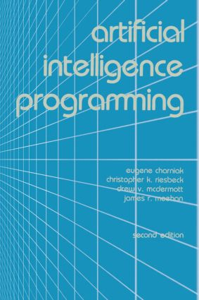 Artificial Intelligence Programming: 2nd Edition (Hardback) book cover