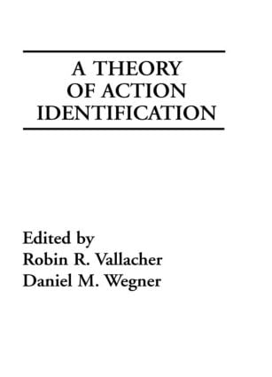 A Theory of Action Identification book cover