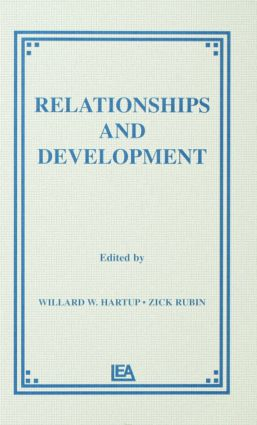 Relationships and Development: 1st Edition (Hardback) book cover