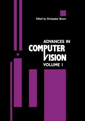 Advances in Computer Vision: Volume 1 (Hardback) book cover