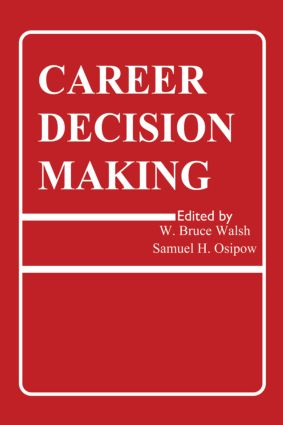Career Decision Making book cover